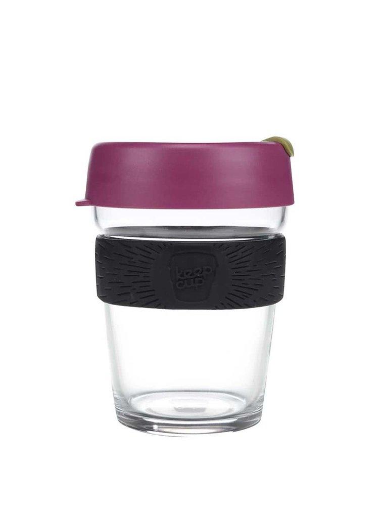 Designový cestovní skleněný hrnek KeepCup Brew Cocoa Medium