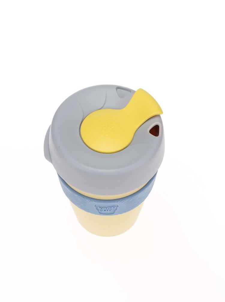 Cana medie de calatorie KeepCup Lemon