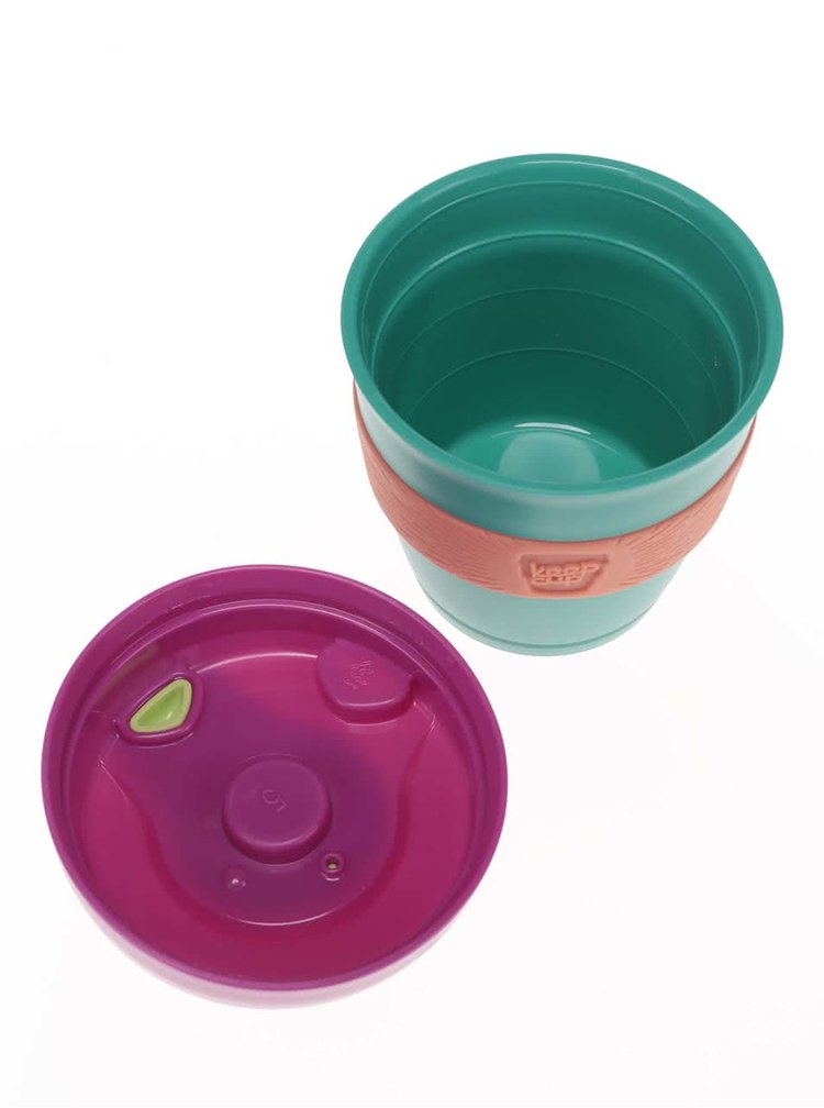 Mini-cana de calatorie KeepCup Cherry Extra Small