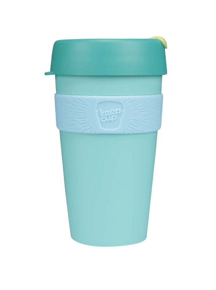 Cana mare de calatorie KeepCup Cucumber Large