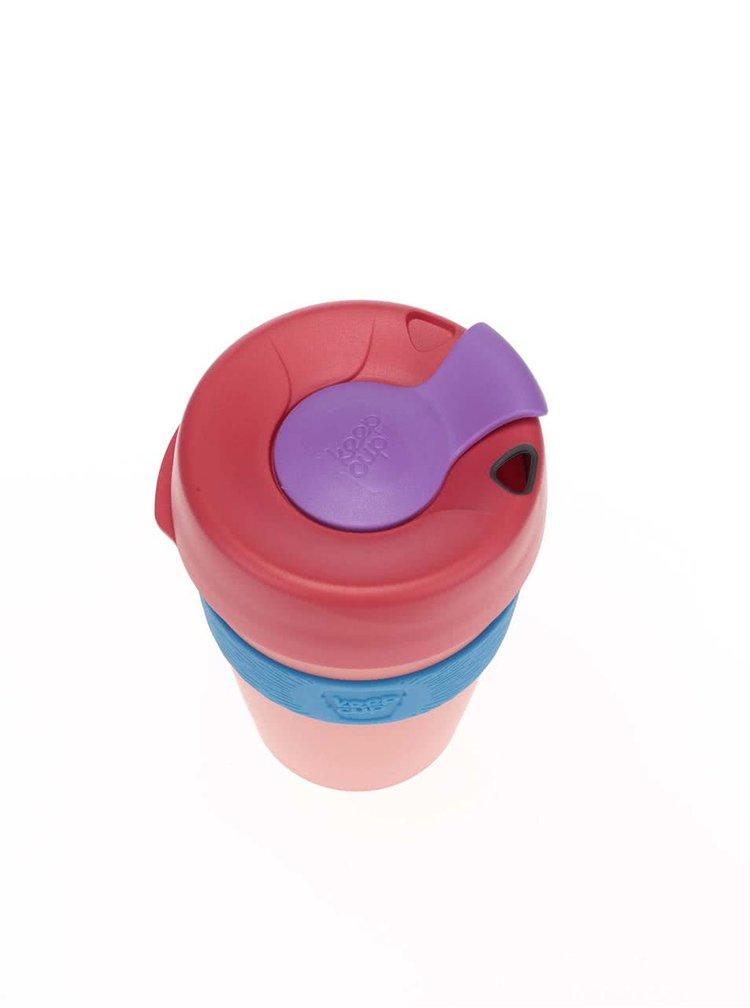 Cana mare de calatorie KeepCup Tea Rose Large