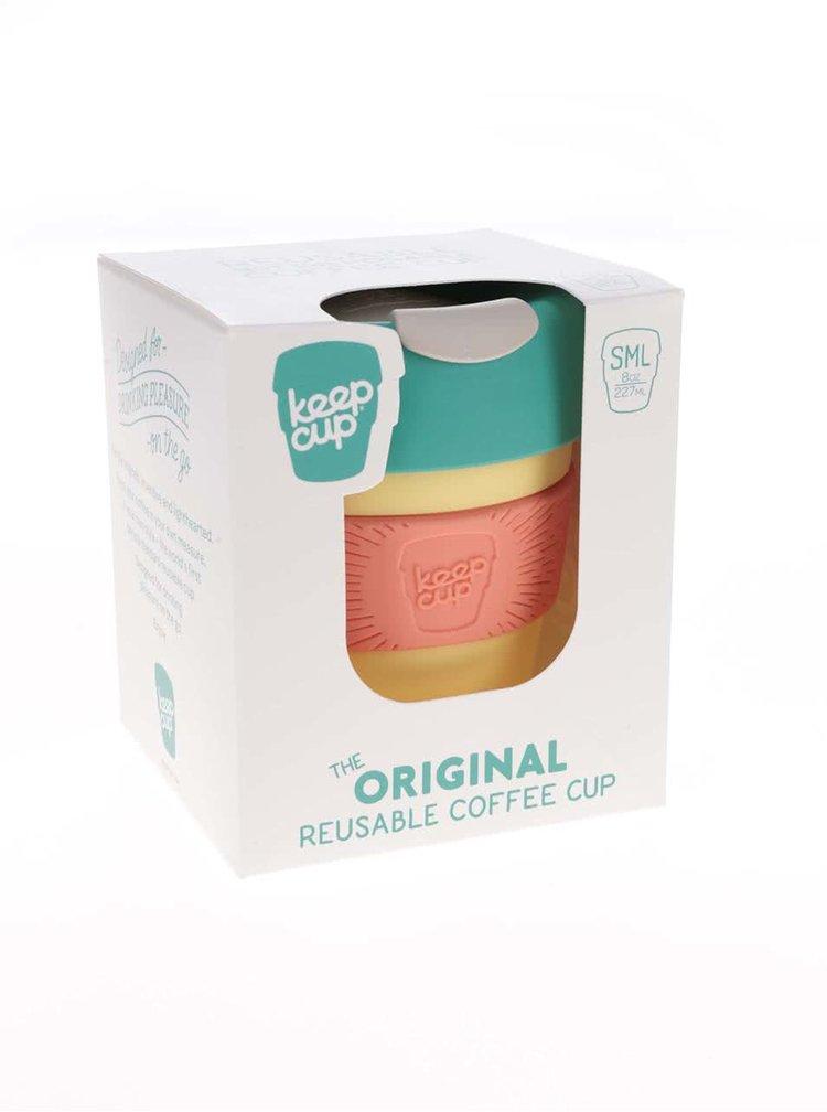 Cana mica de calatorie KeepCup Custard Apple Small