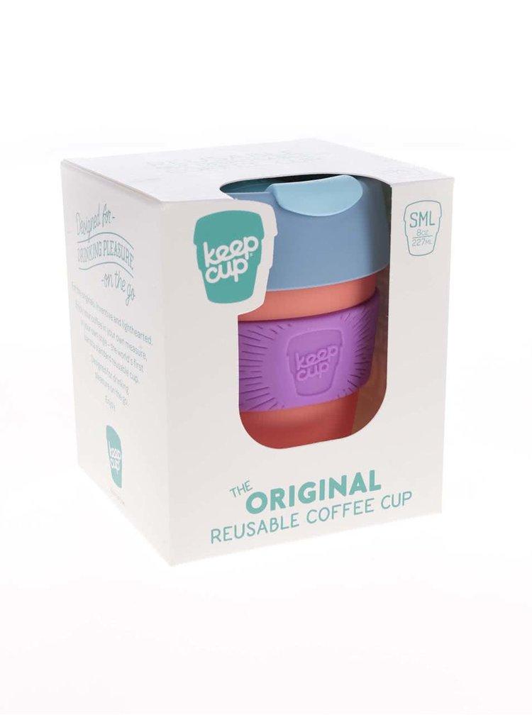 Dizajnový cestovný hrnček KeepCup Apricot Small