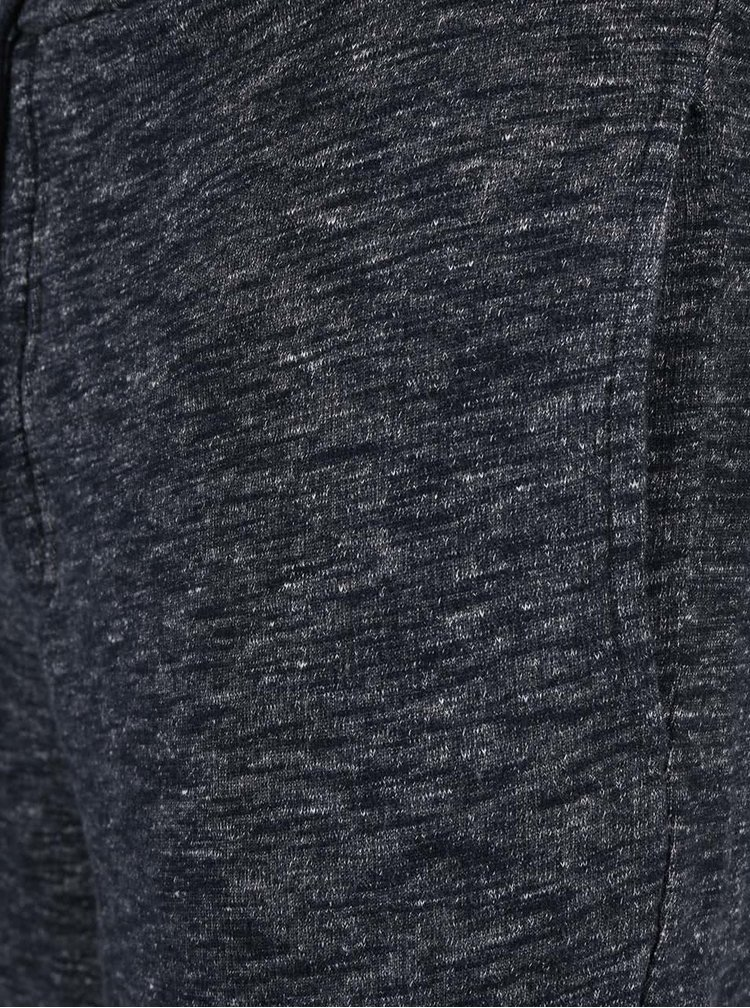 Pantaloni scurți Selected Homme Bowen albastru închis
