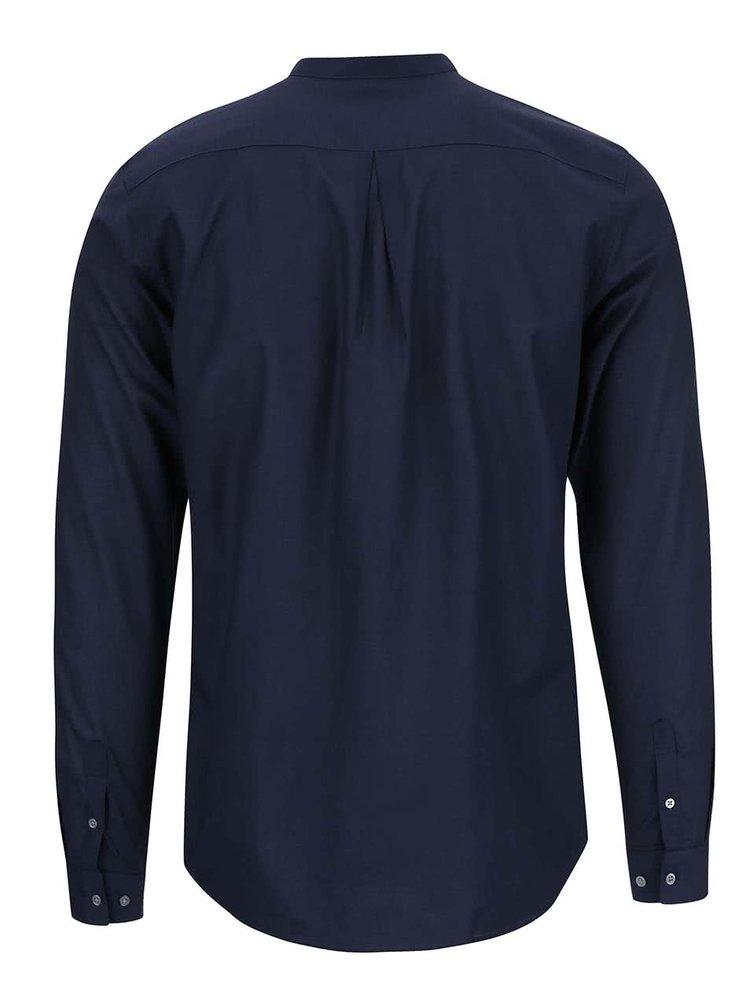 Tmavě modrá košile Selected Homme One