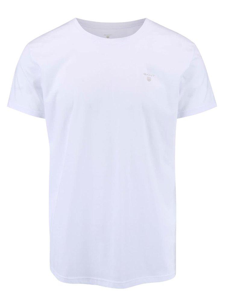 Sada dvou bílých triček pod košili GANT