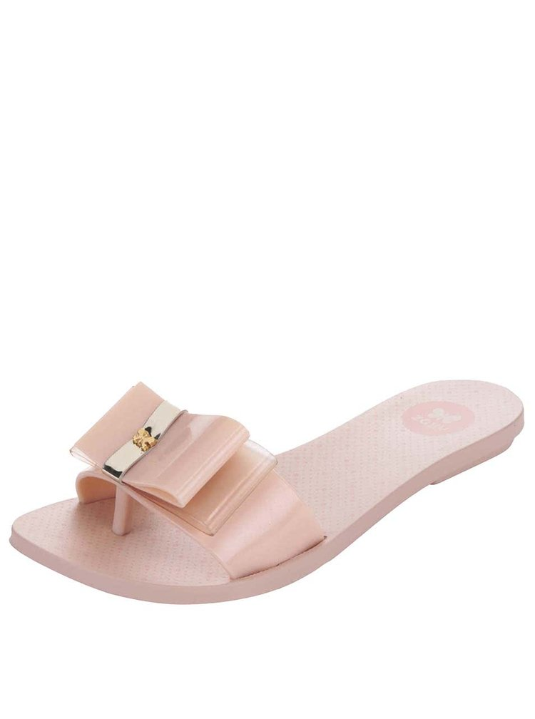 Papuci Zaxy Life Slide roz deschis