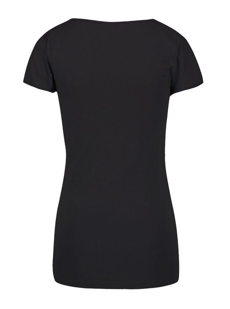 Čierne dámske tričko Broadway Dana