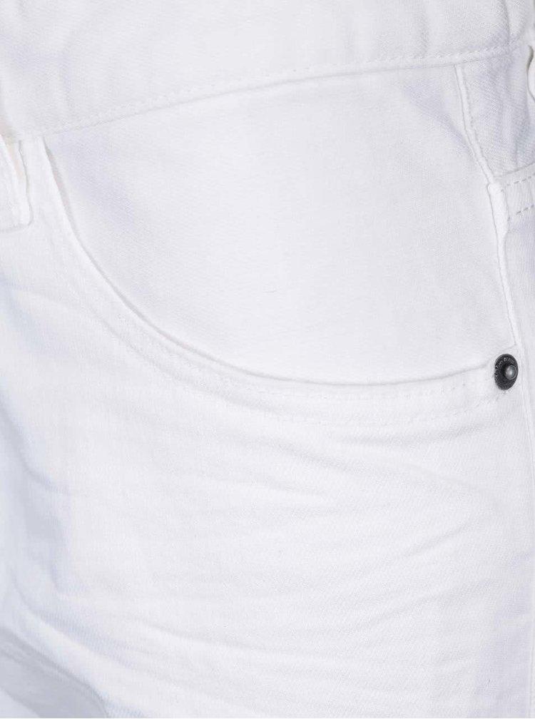 Pantaloni skinny bărbăteşti s.Oliver albi