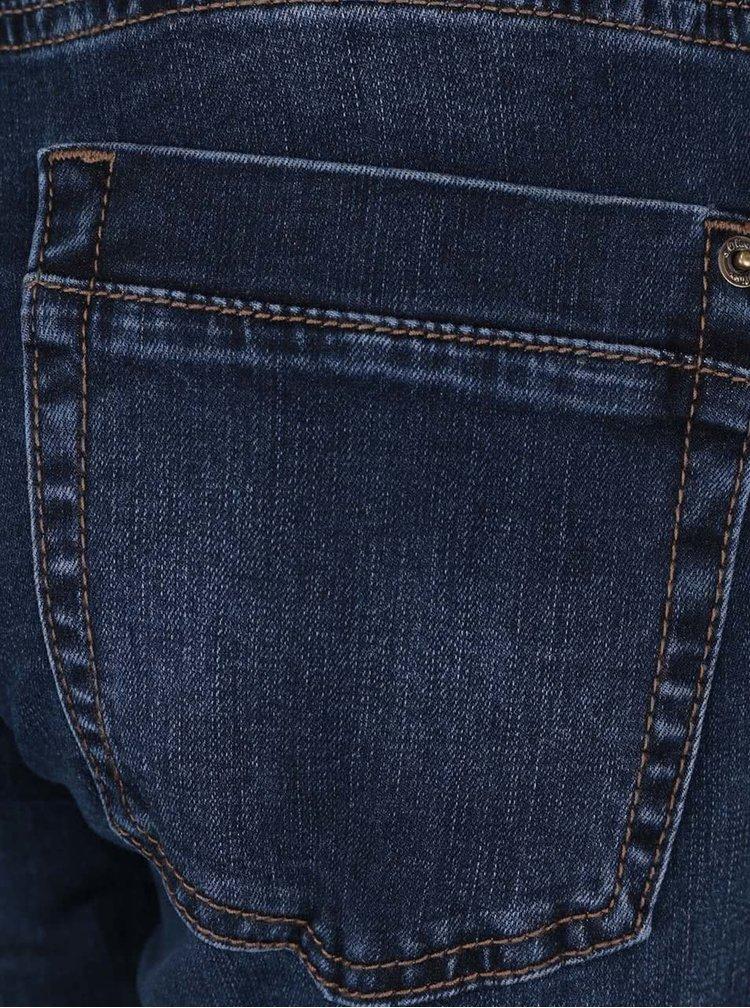 Tmavě modré dámské skinny džíny s.Oliver II.