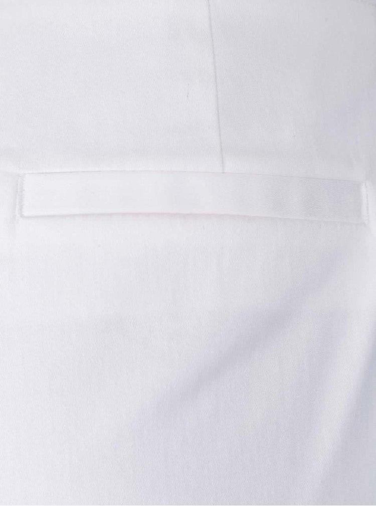 Biele nohavice Dorothy Perkins Petite