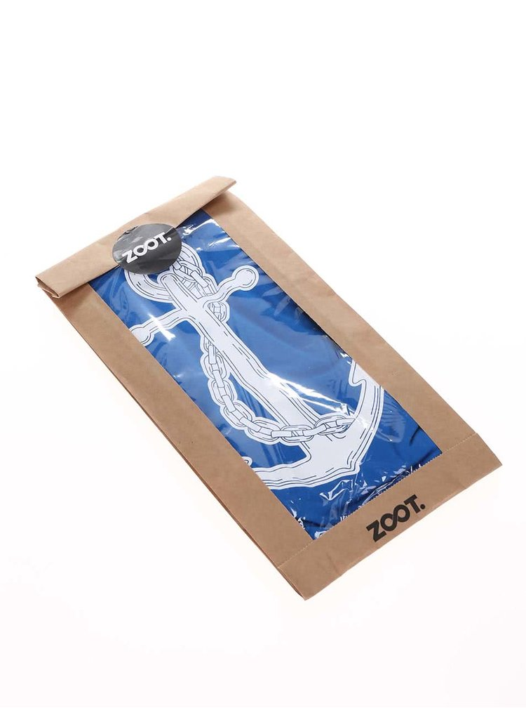 Modré dámske tielko ZOOT Originál Kotva