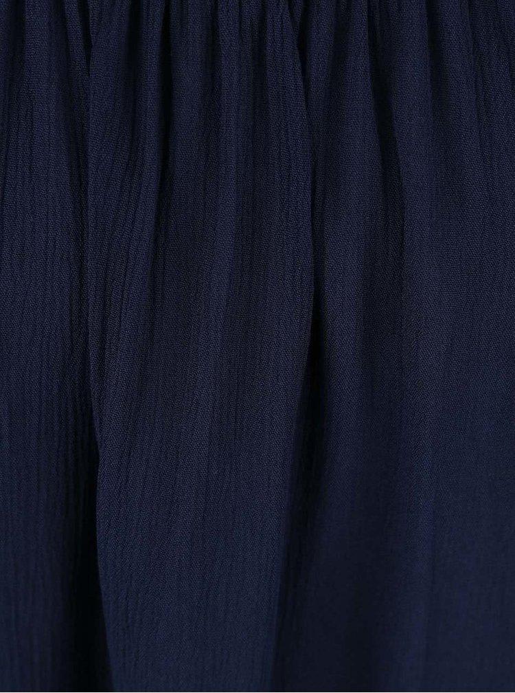 Tmavě modré minišaty Apricot