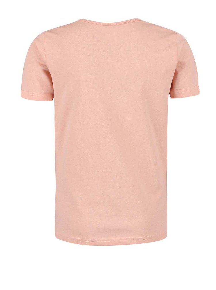 Tricou de fetițe name it Veen roz