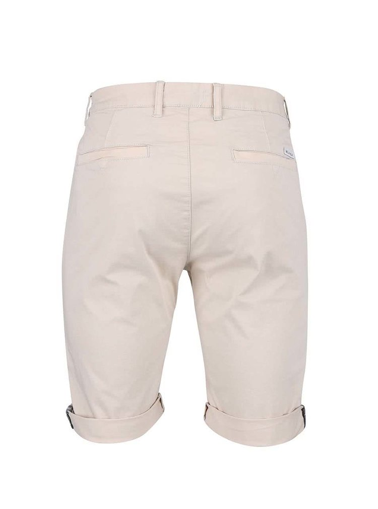 Pantaloni scurți bej Bellfield Hundon