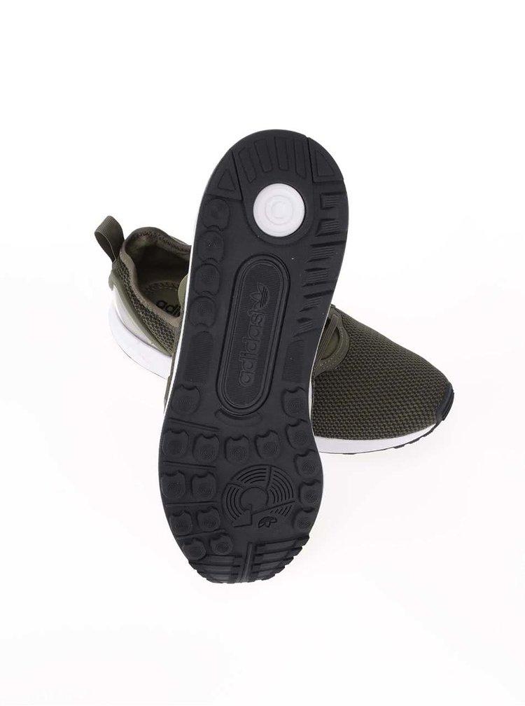 Khaki pánské tenisky adidas Originals ZX Flux ADV