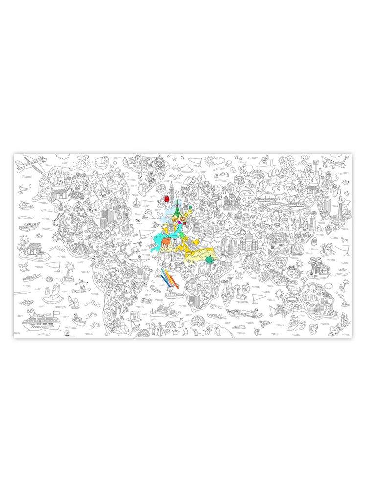 Obria maľovanka Atlas OMY