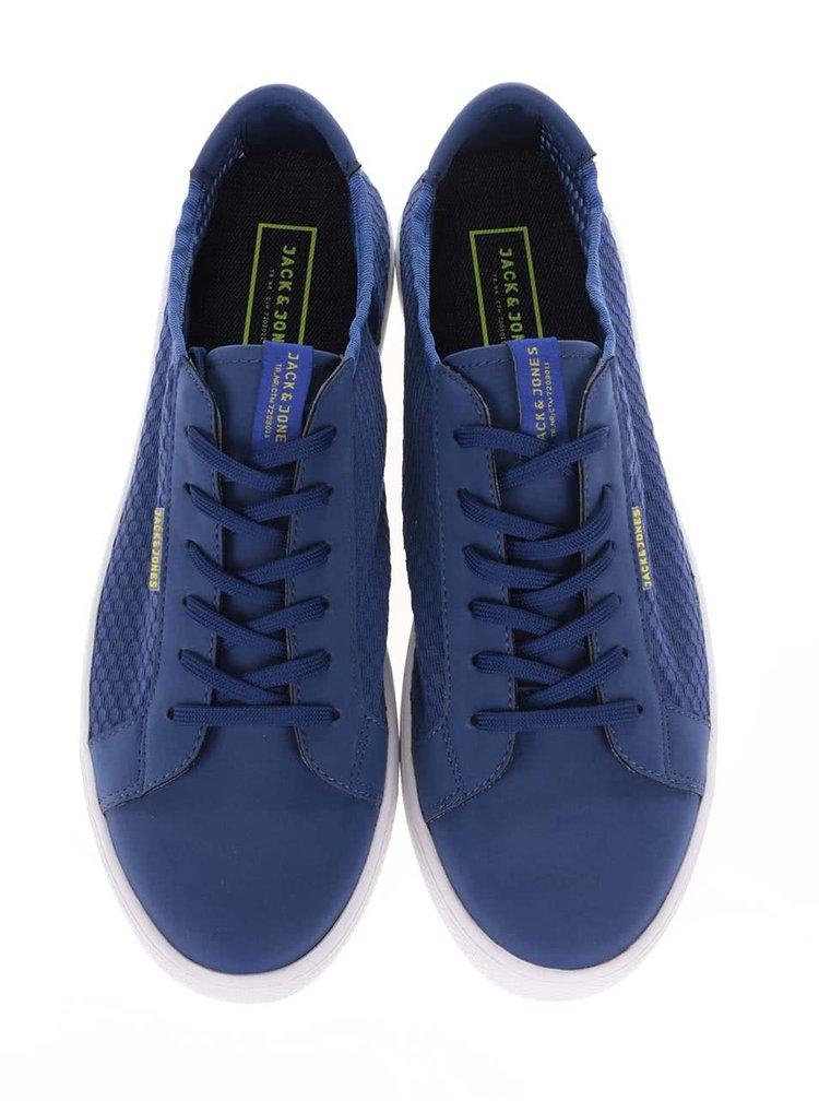 Modré tenisky Jack & Jones Sable