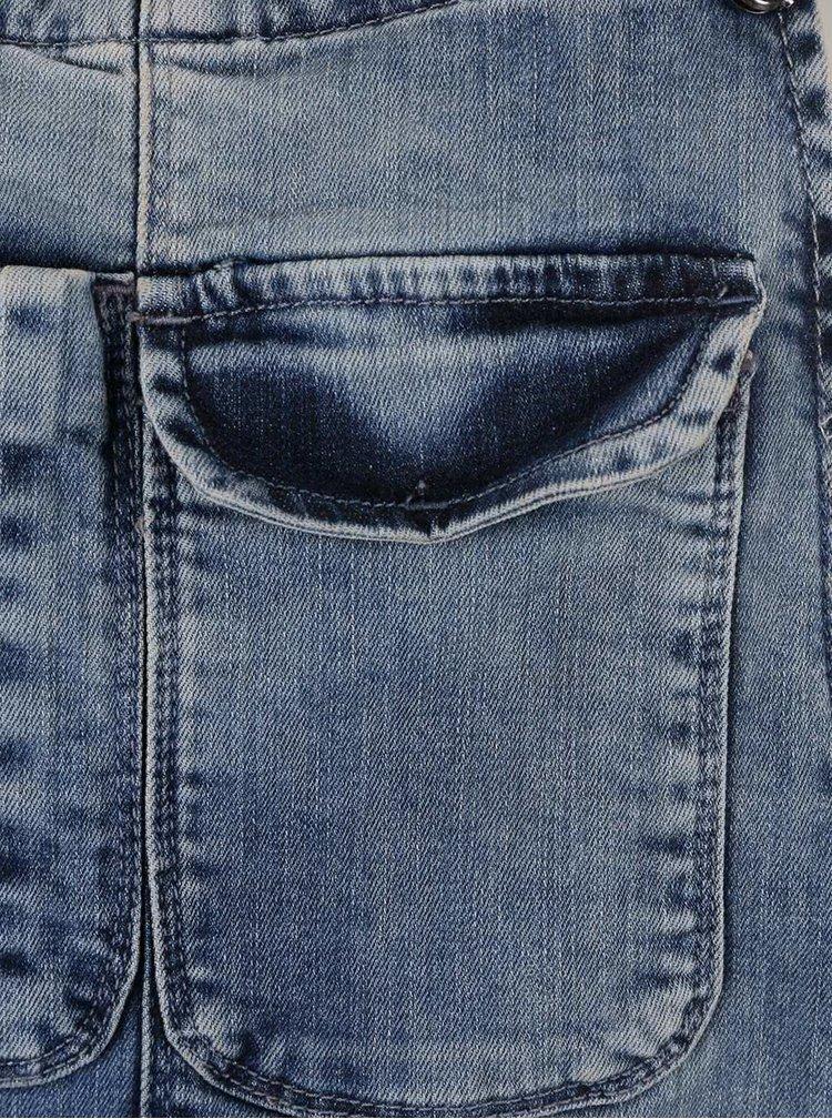 Salopetă ONLY New Kim albastră din denim