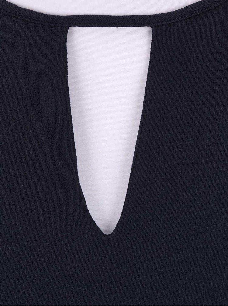 Top ONLY Myrina albastru inchis