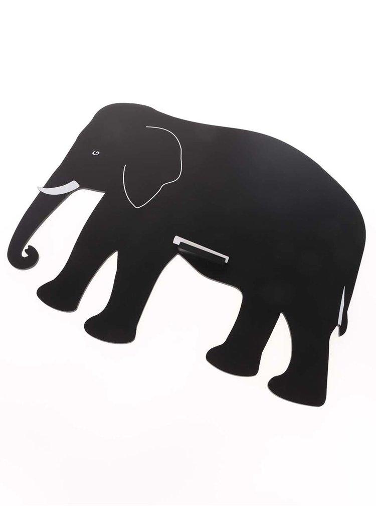 Tablă pentru scris Sass & Belle sub formă de elefant