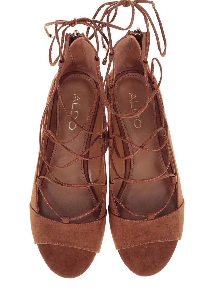 Sandale  ALDO Arla maro