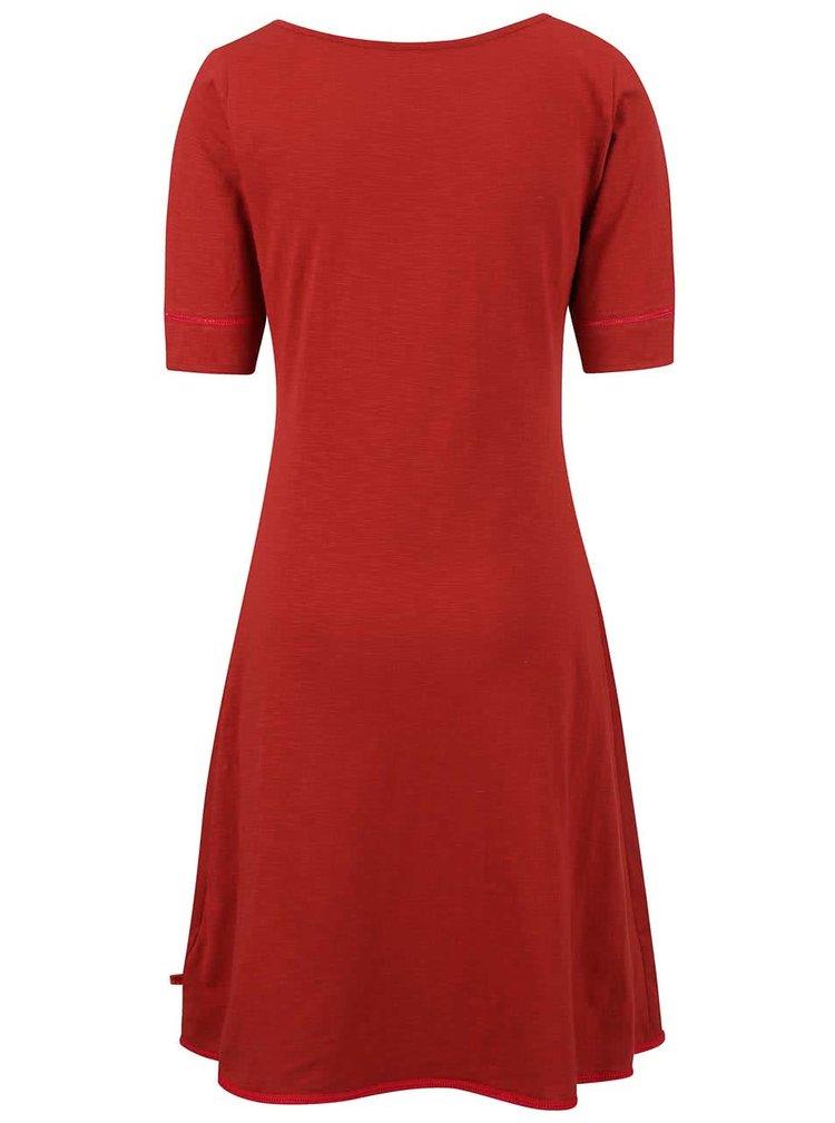 Tehlové šaty Tranquillo Colline