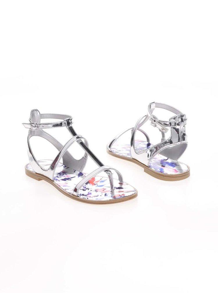 Sandale ALDO Tiphanie argintii