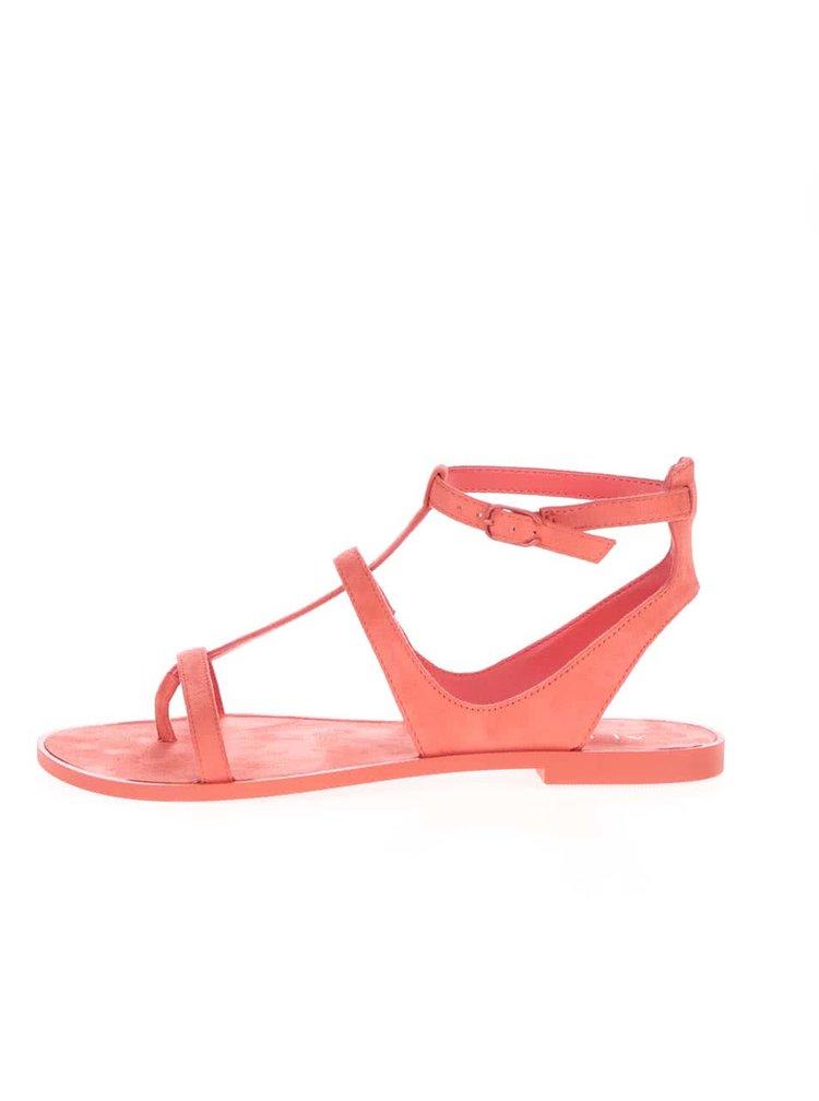 Sandale ALDO Tiphanie portocalii