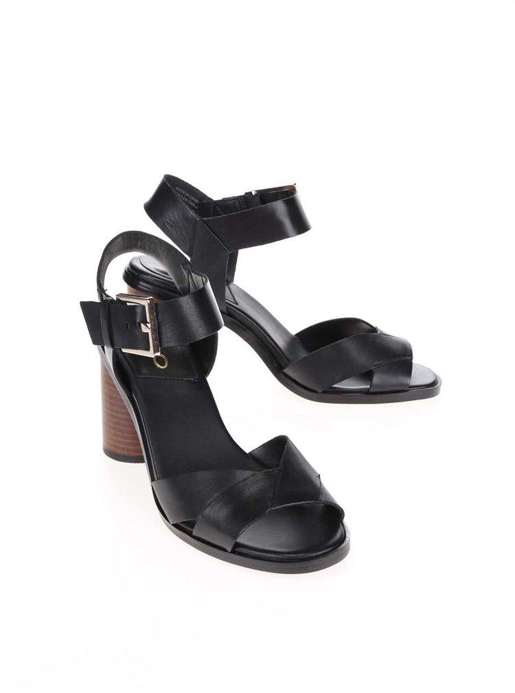Sandale ALDO Ponticino negre