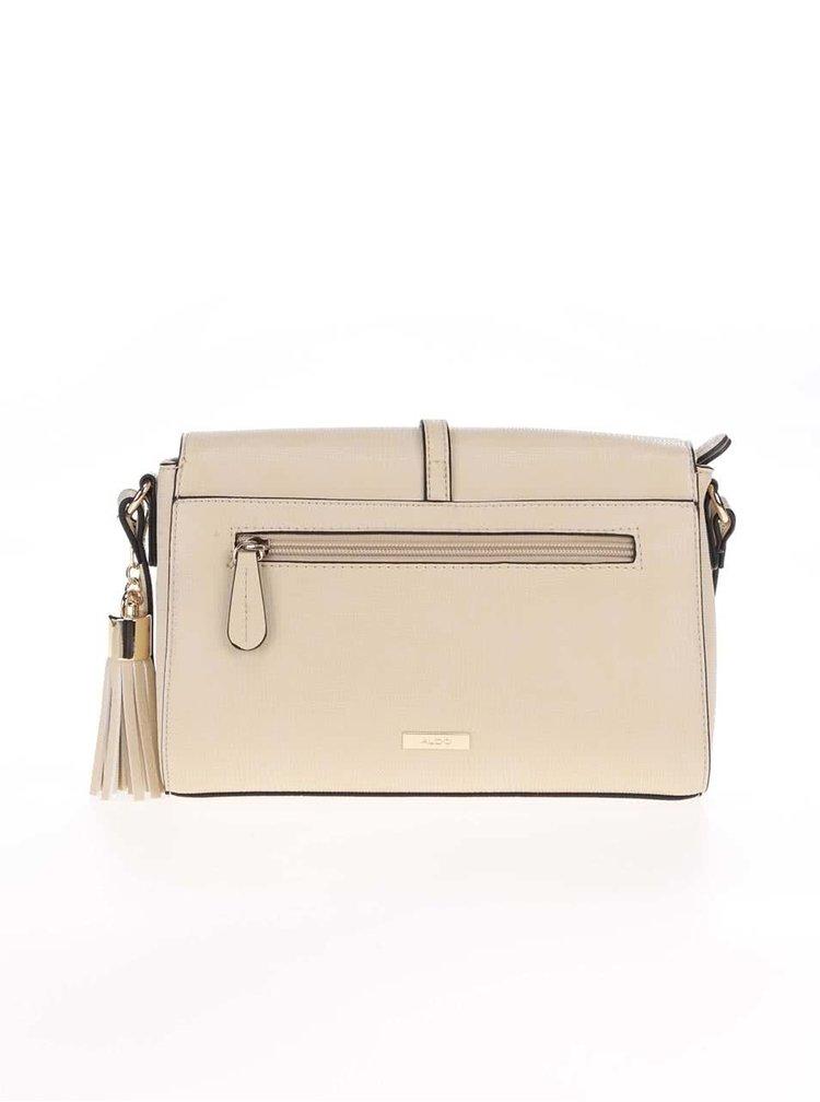 Béžová kabelka ALDO Snowdrop