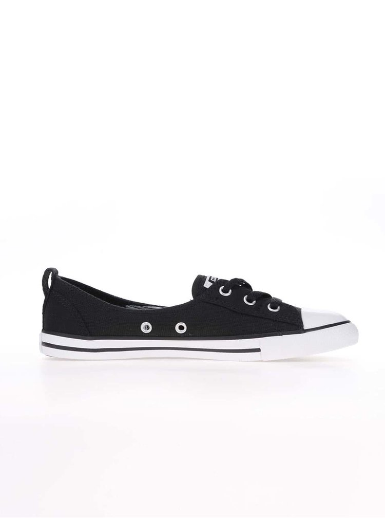 Tenisi Converse Chuck Taylor All Star Ballet Lace negri