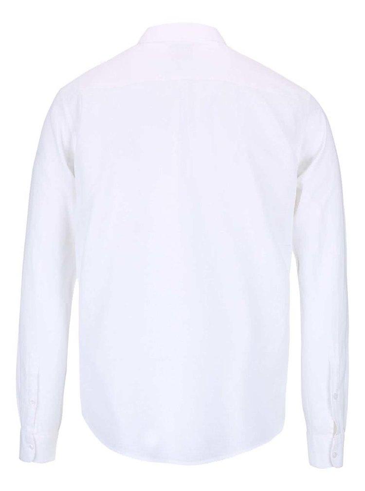 Biela košeľa ONLY & SONS Hans