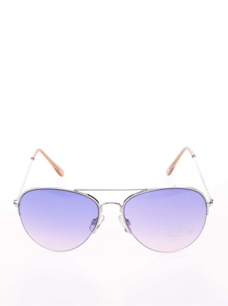 Ochelari de soare Pieces Belullu roz