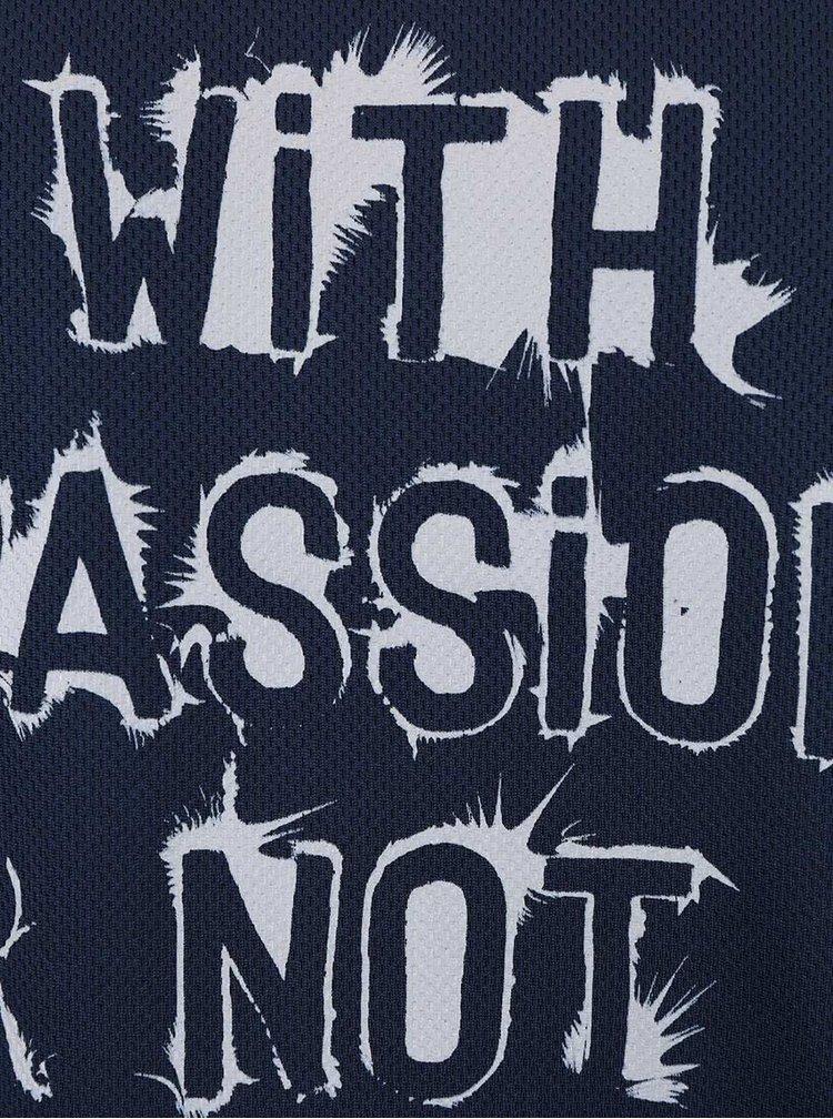 Tmavomodré pánske funkčné tričko ZOOT Originál Passion