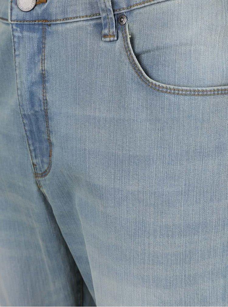 Světle modré džíny se sníženým sedem Shine Original Wayne