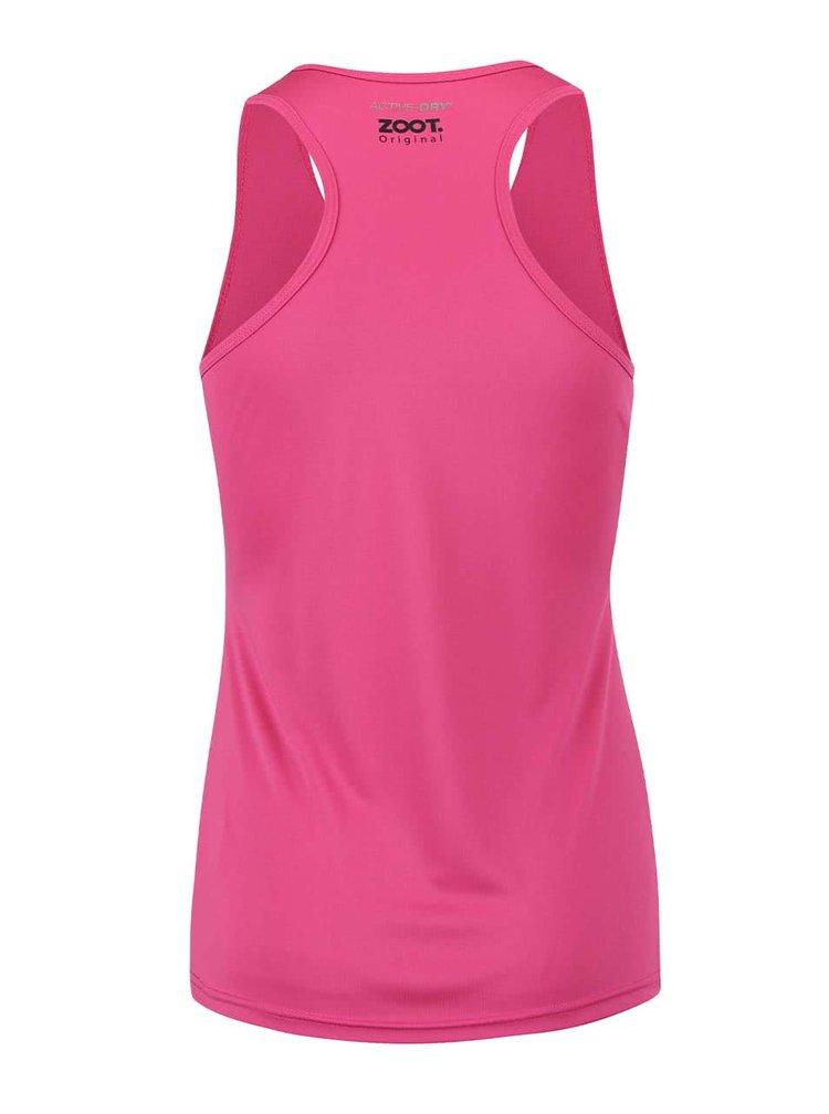 Ružové dámske funkčné tričko ZOOT Originál No More