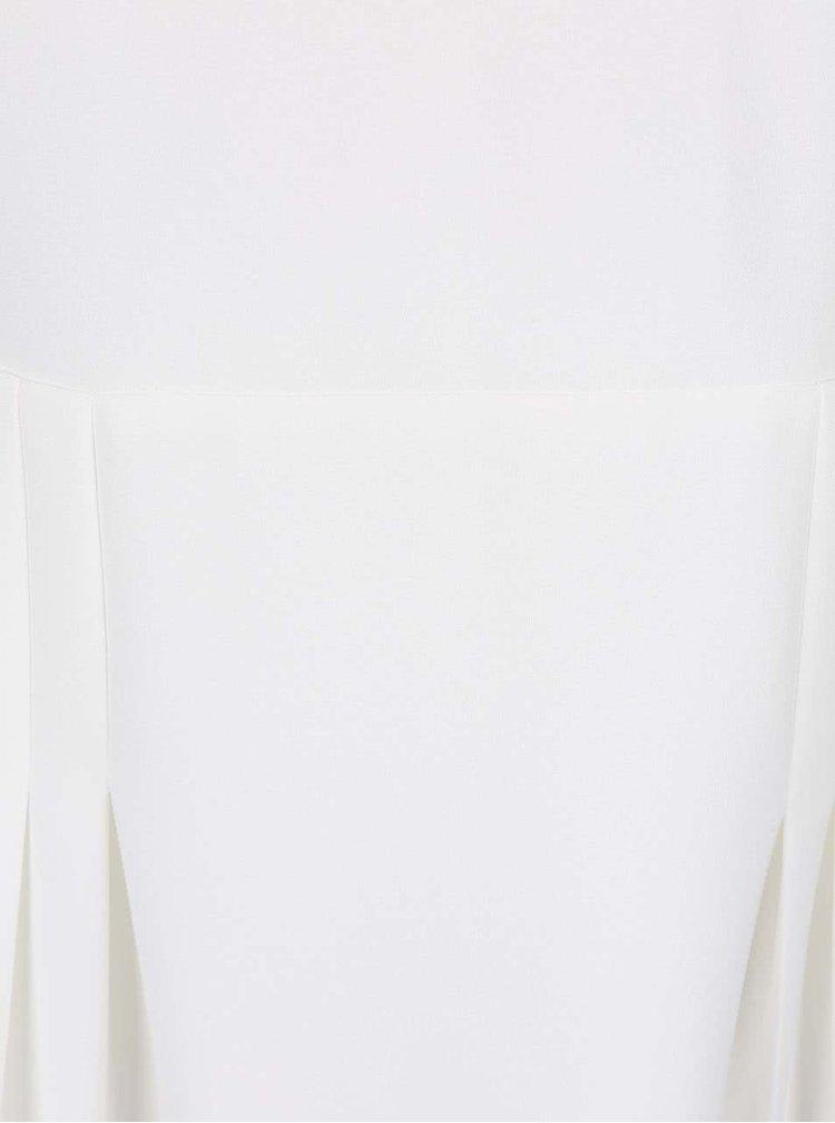 Krémové šaty Lavand