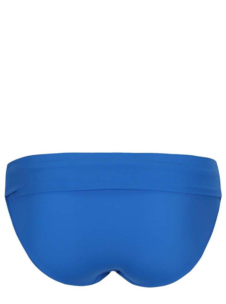 Modrý spodný diel plaviek Curvy Kate Luau Love