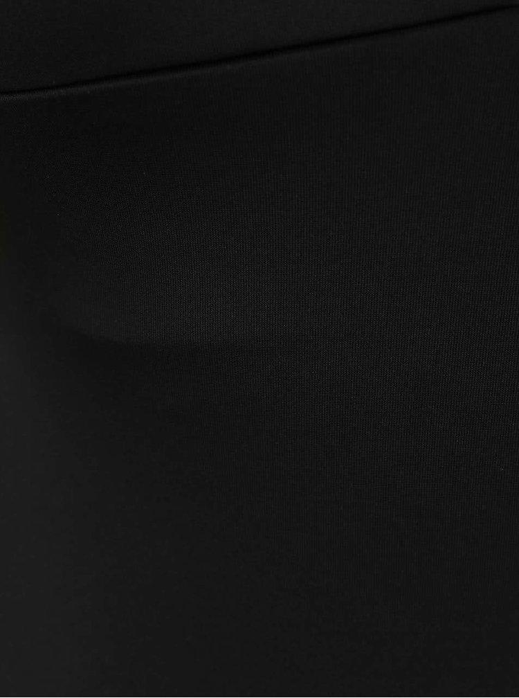 Body halter negru AX Paris