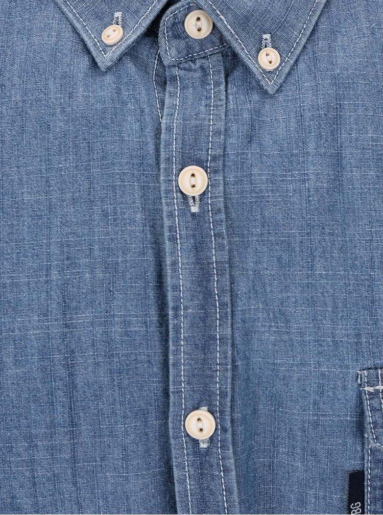 Světle modrá košile Lindbergh Harry