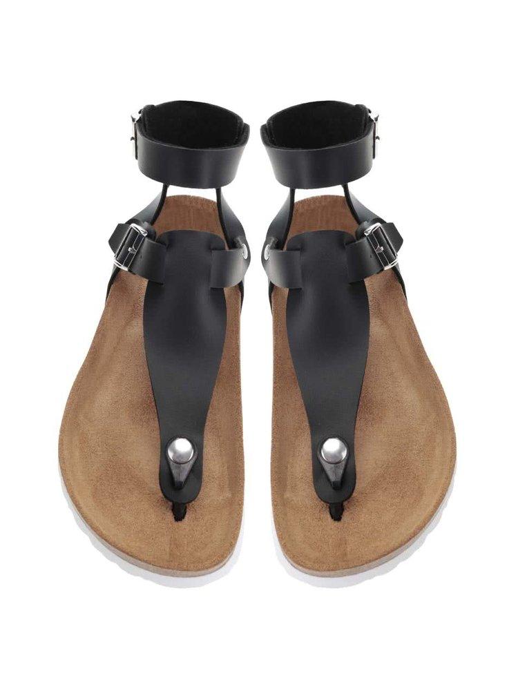 Sandale OJJU negre