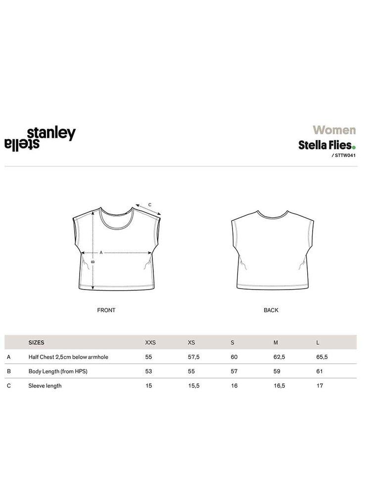 Bílé dámské volnější tričko ZOOT Originál Run
