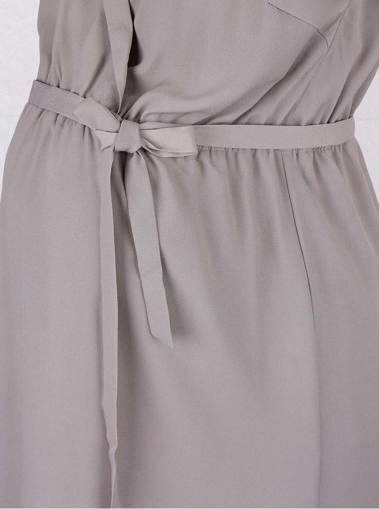 Béžové těhotenské/kojicí šaty Mama.licious Chloe