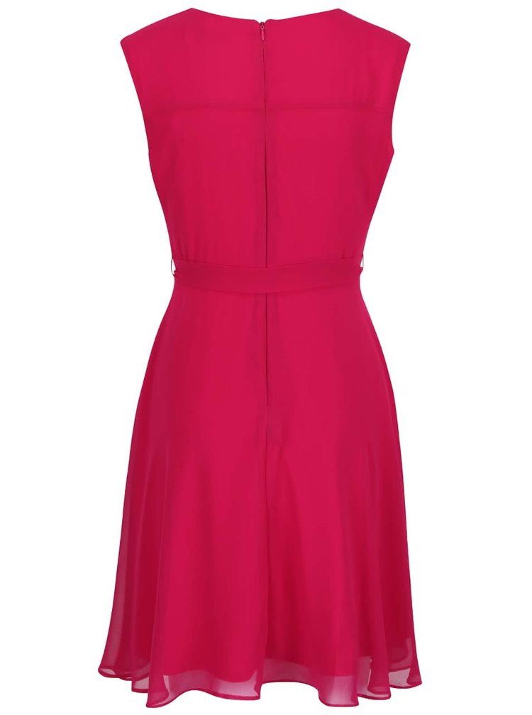 Ružové šaty Dorothy Perkins Petite