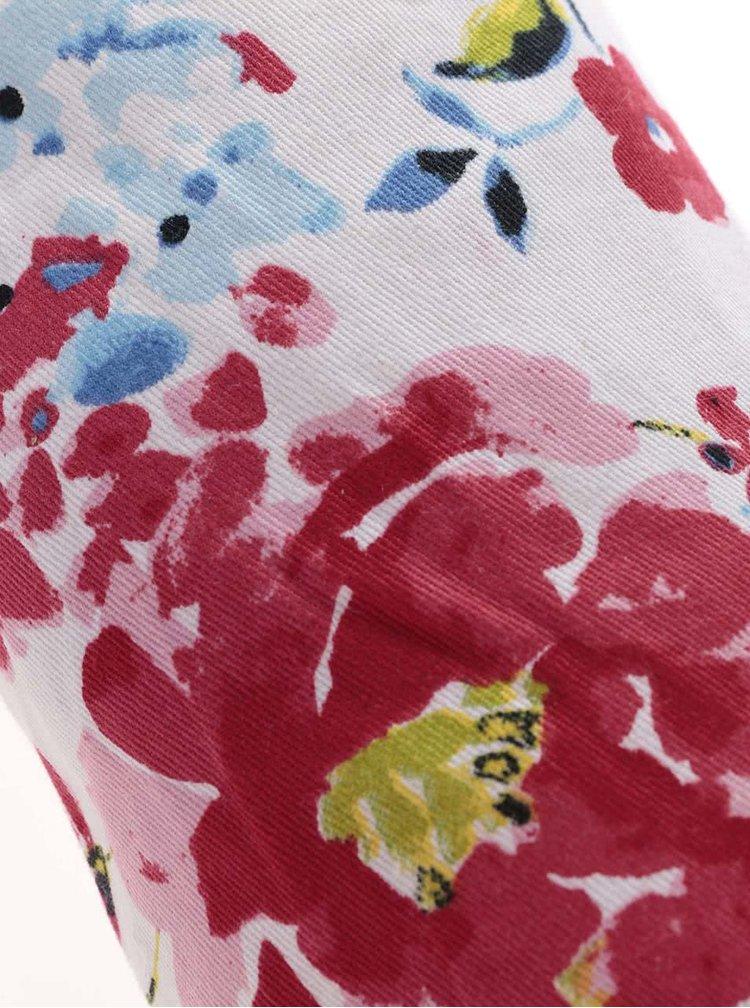 Květovaný vak na igelitové tašky Cooksmart Floral Romance