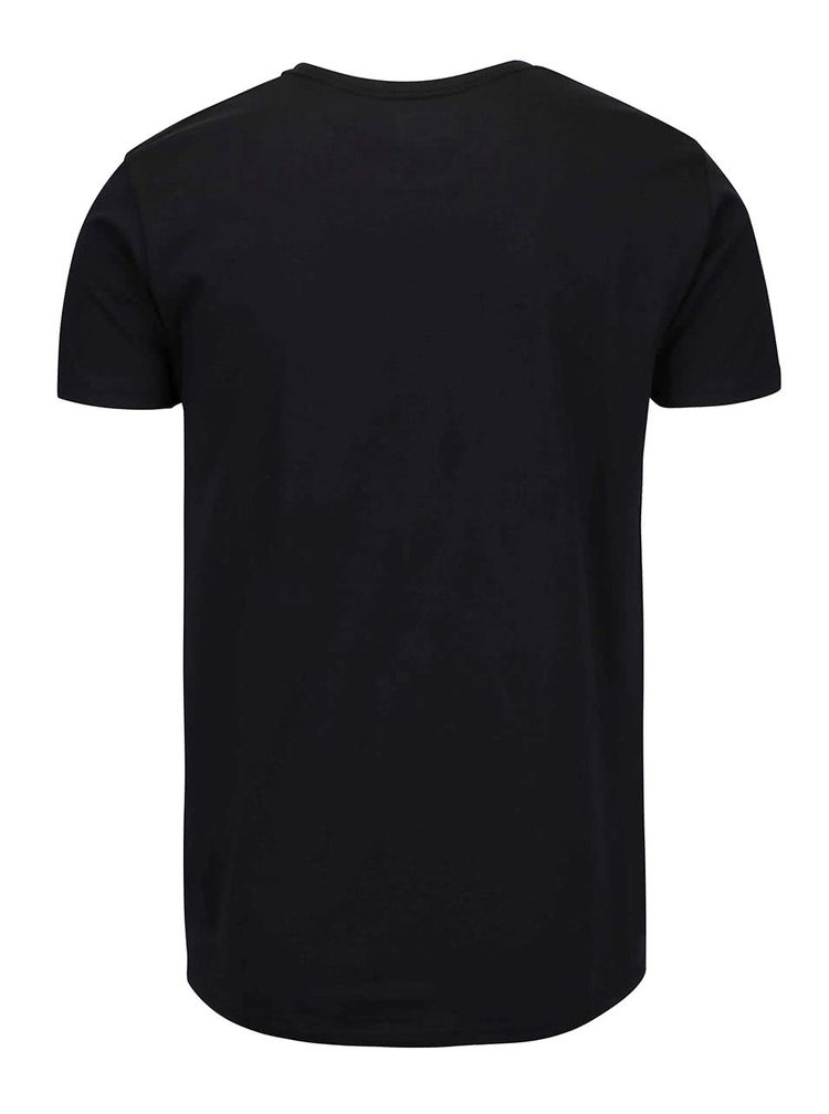 Tricou Shine Original negru cu mesaj
