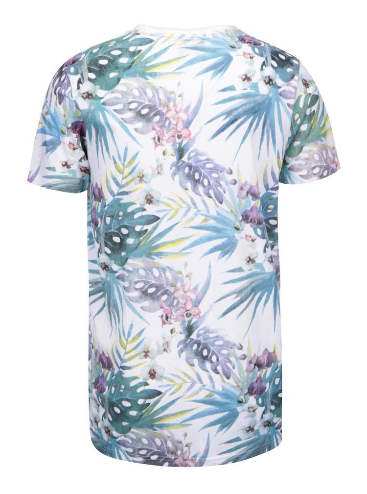 Tricou Shine Original alb cu imprimeu
