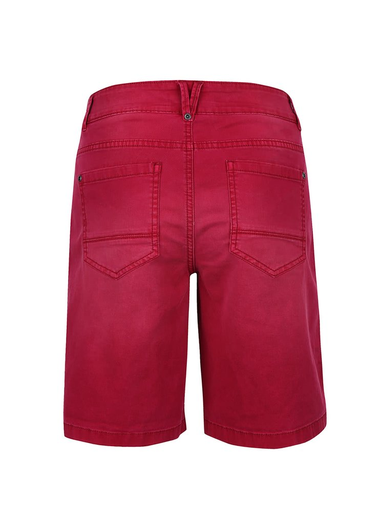 Pantaloni de damă s.Oliver vișinii