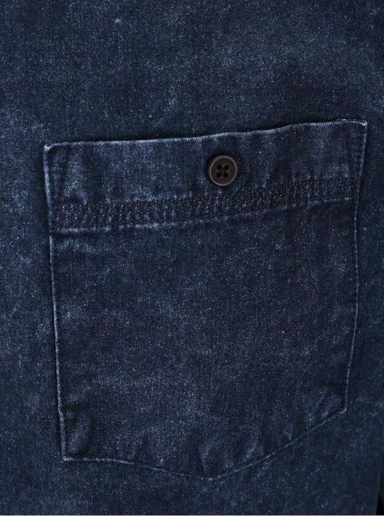 Cămașă din denim Shine Original albastru închis